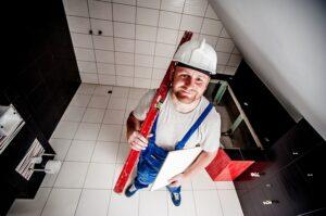qualités d'un plombier