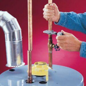 installer un chauffe eau