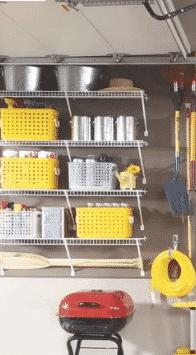 51 Idées Géniales Pour Organiser Votre Garage